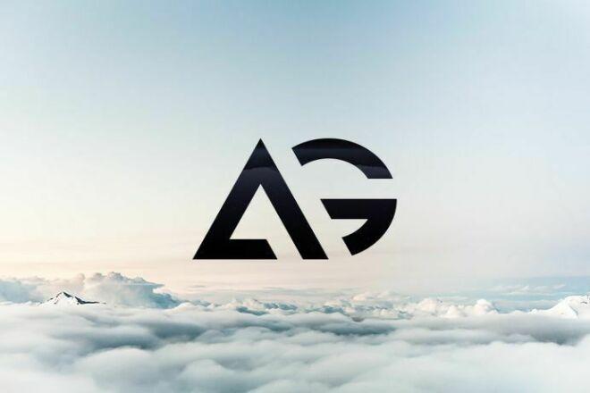 I will design 2 modern Logos 5 - kwork.com