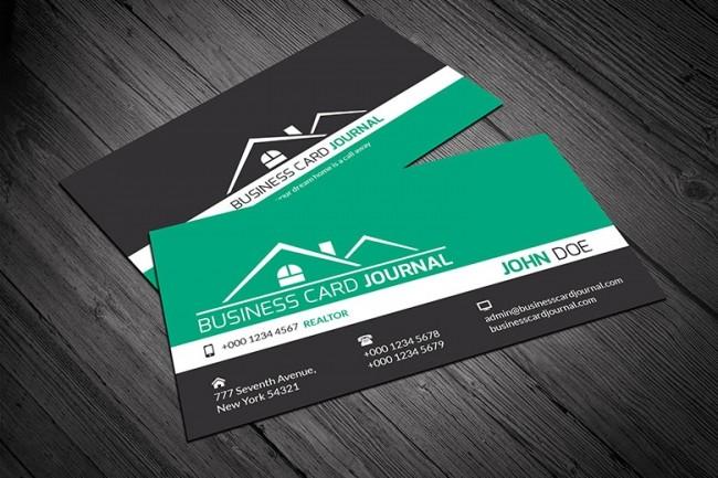Create a business card design 2 - kwork.com