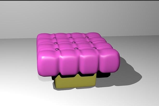Make a 3D model 5 - kwork.com