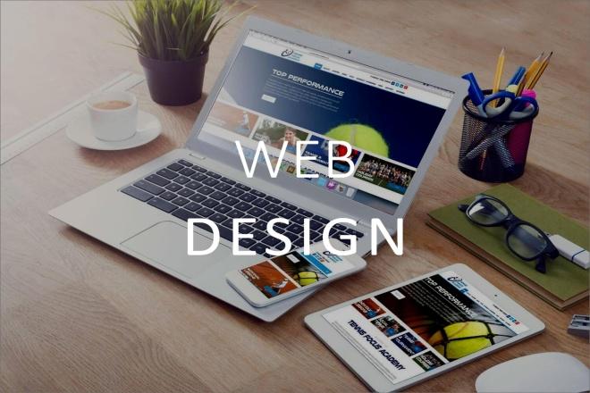 Creative Responsive web design 8 - kwork.com
