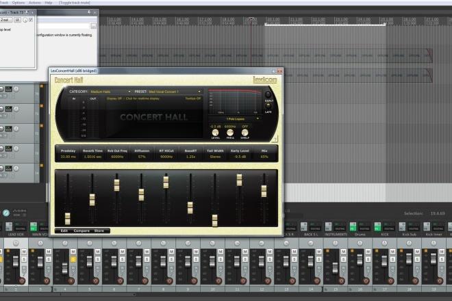 Mixing vocals to mastered instrumentals 3 - kwork.com