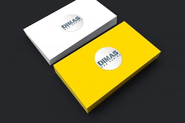 Create a Quality Business Card 1 - kwork.com