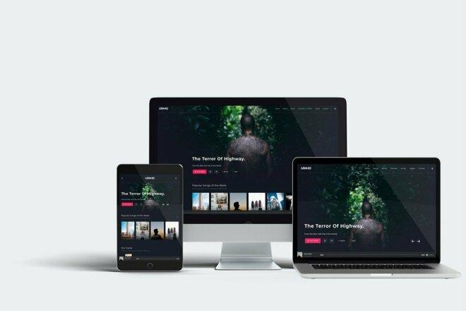 I WILL design AND HOST YOUR website 6 - kwork.com