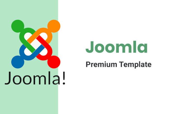 Joomla - Premium Templates 1 - kwork.com