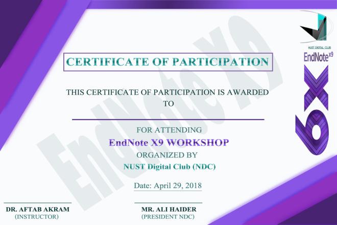 I can design certificates of any kind you demand 1 - kwork.com