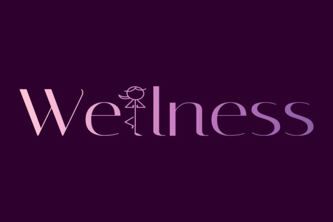 I Will Do An Eye Catching And Yoga Spa Wellness Beauty Logo For You 6 - kwork.com