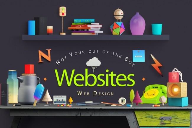 High-quality website design 3 - kwork.com