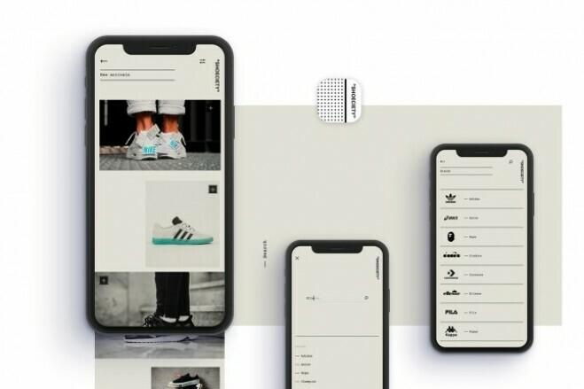 High-quality website design 2 - kwork.com
