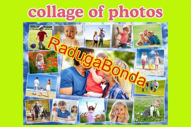 Collage of photos 6 - kwork.com