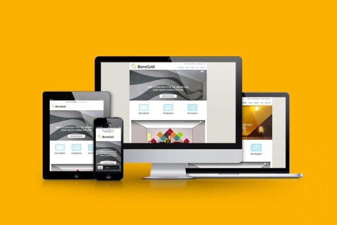 Creation and development of websites for business 1 - kwork.com