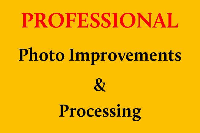 Professional Photo Improvements and Processing 7 - kwork.com