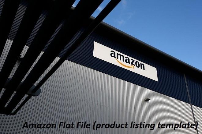 I will create Amazon Product Listing flat file 1 - kwork.com