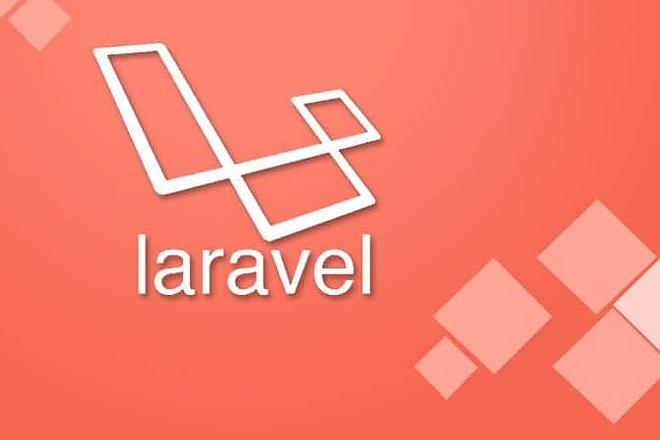 I will create Laravel Websites 1 - kwork.com