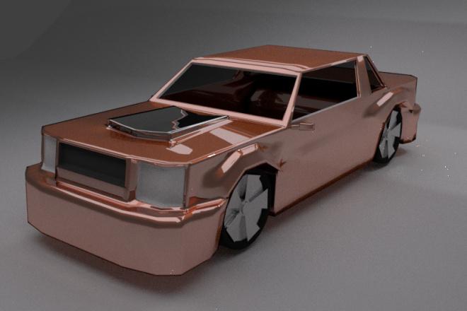 Creating 3D models 1 - kwork.com