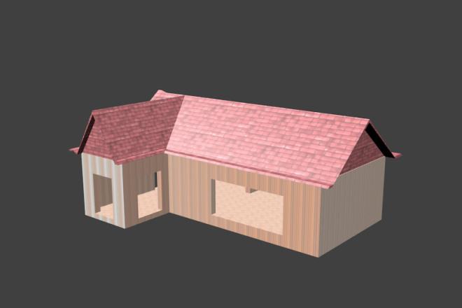 Creating 3D models 2 - kwork.com