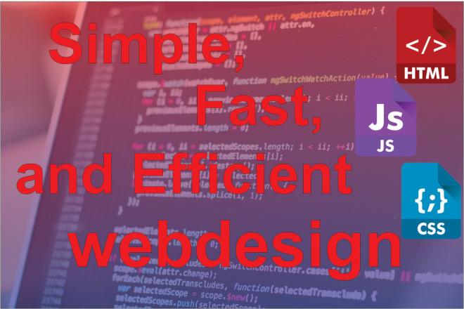 I will create your website 4 - kwork.com