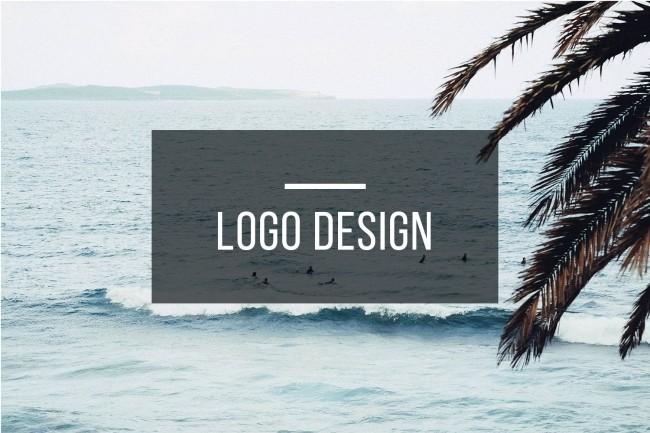 Minimalistic Logo Design 1 - kwork.com