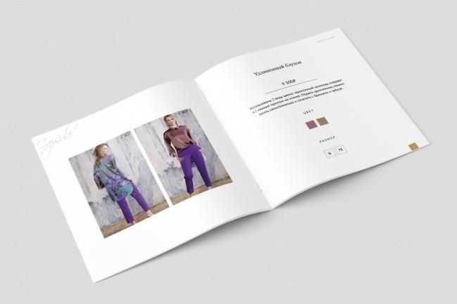 Catalog and magazine design 1 - kwork.com