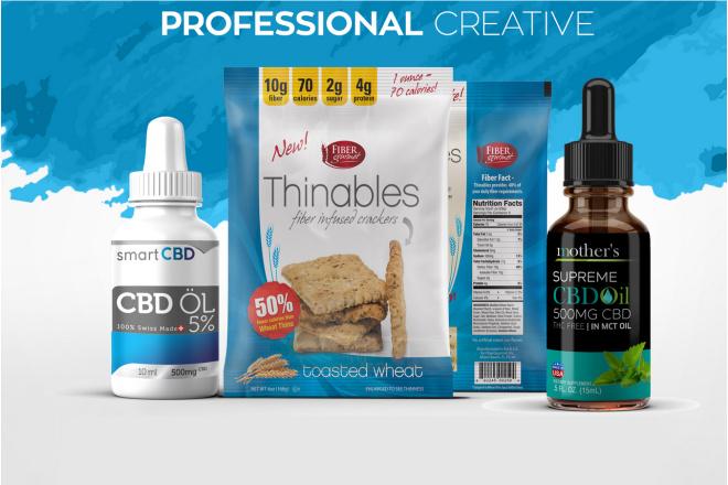 I will design amazing product label 2 - kwork.com