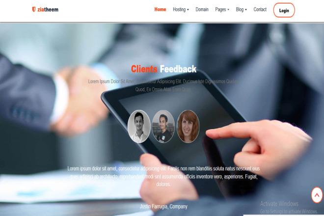 I will design and develop your website 4 - kwork.com