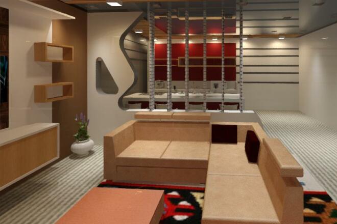 I will Draft, Design, Model, Render buildings 2 - kwork.com