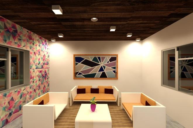 I will Draft, Design, Model, Render buildings 7 - kwork.com