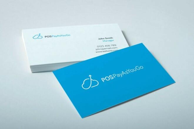 I'll design business cards 4 - kwork.com
