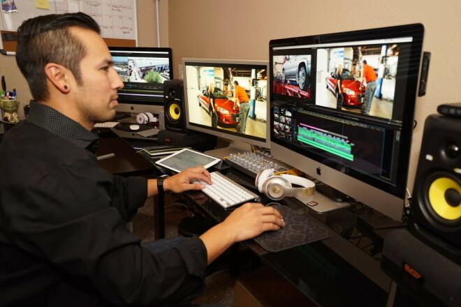 I will make a video editing 11 - kwork.com