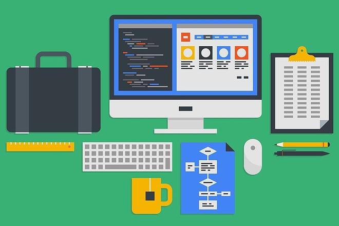 PSD to HTML development 4 - kwork.com