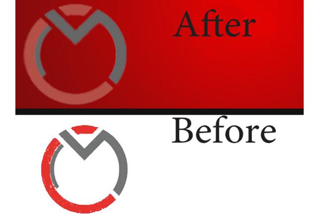 Background changing, retouching and style development 4 - kwork.com