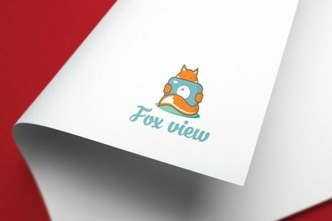 Create a logo 4 - kwork.com