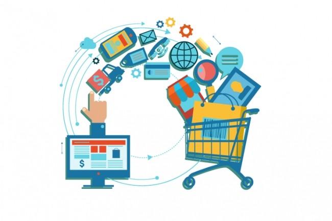 Creating an eCommerce website on Wordpress, OpenCart 1 - kwork.com