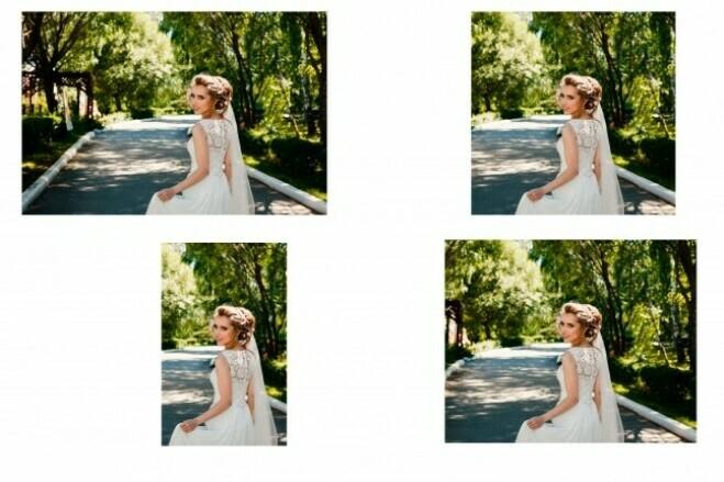 Crop, resize photos 30 images 1 - kwork.com