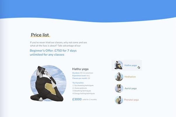 UI UX. Web-design, Landing page 2 - kwork.com