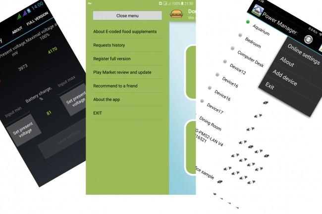 Android app development 3 - kwork.com