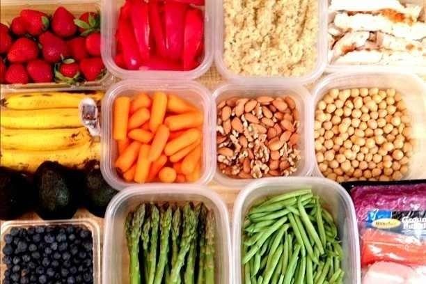 I will compose an individual food menu 1 - kwork.com