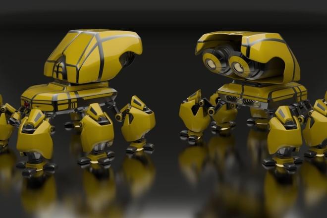 3D modeling and visualization 11 - kwork.com