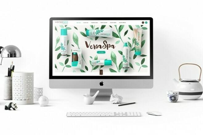 Professional and modern design or redesign of your website 1 - kwork.com