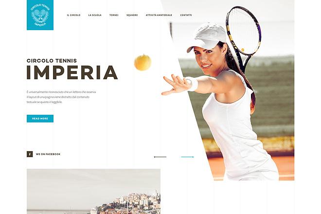 Professional and modern design or redesign of your website 5 - kwork.com