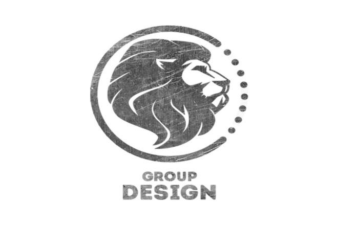 Create a logo for your sketch 4 - kwork.com