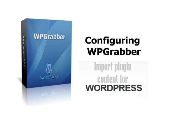 Customize of WPGrabber plugin for WordPress 1 - kwork.com