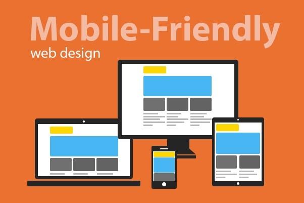 Responsive website for mobile 1 - kwork.com