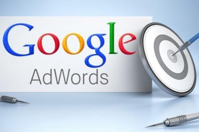 Contextual advertising in Google Adwords 1 - kwork.com