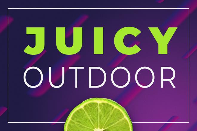 Design for outdoor advertising 7 - kwork.com