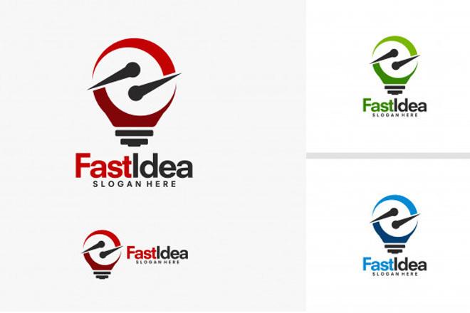 I will make a corporative logo for your company 1 - kwork.com