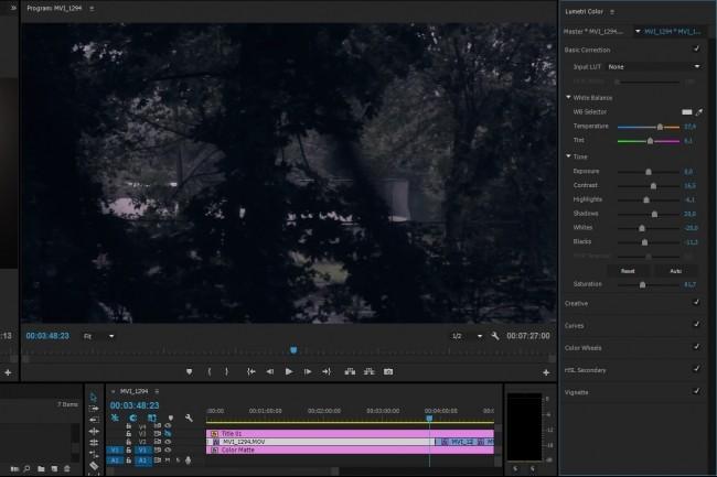 Professional video editing 1 - kwork.com