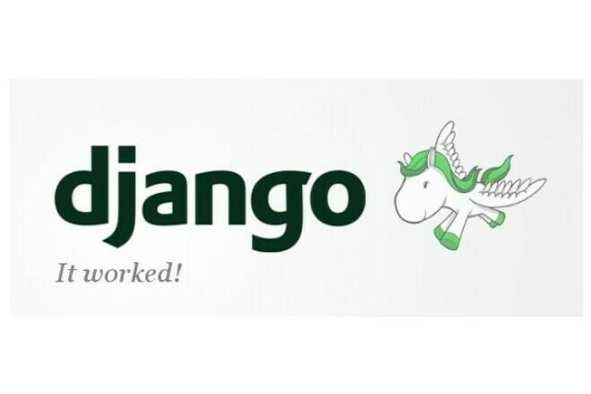 Django website 2 - kwork.com