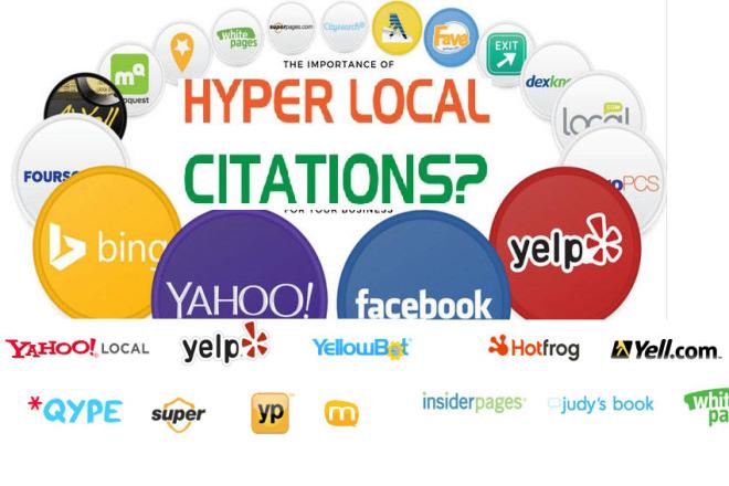I will do SEO local citations, google places and maps listing 1 - kwork.com