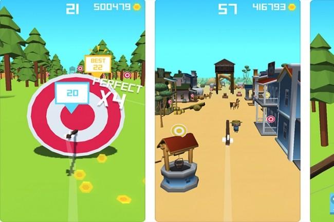 Flying Arrow - Unity 3D complete source code 1 - kwork.com