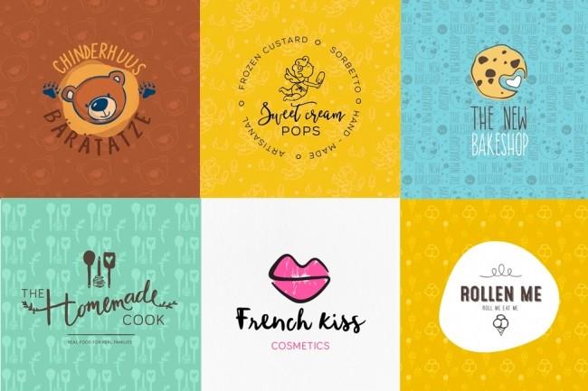 I will design hand-made logotype 3 - kwork.com